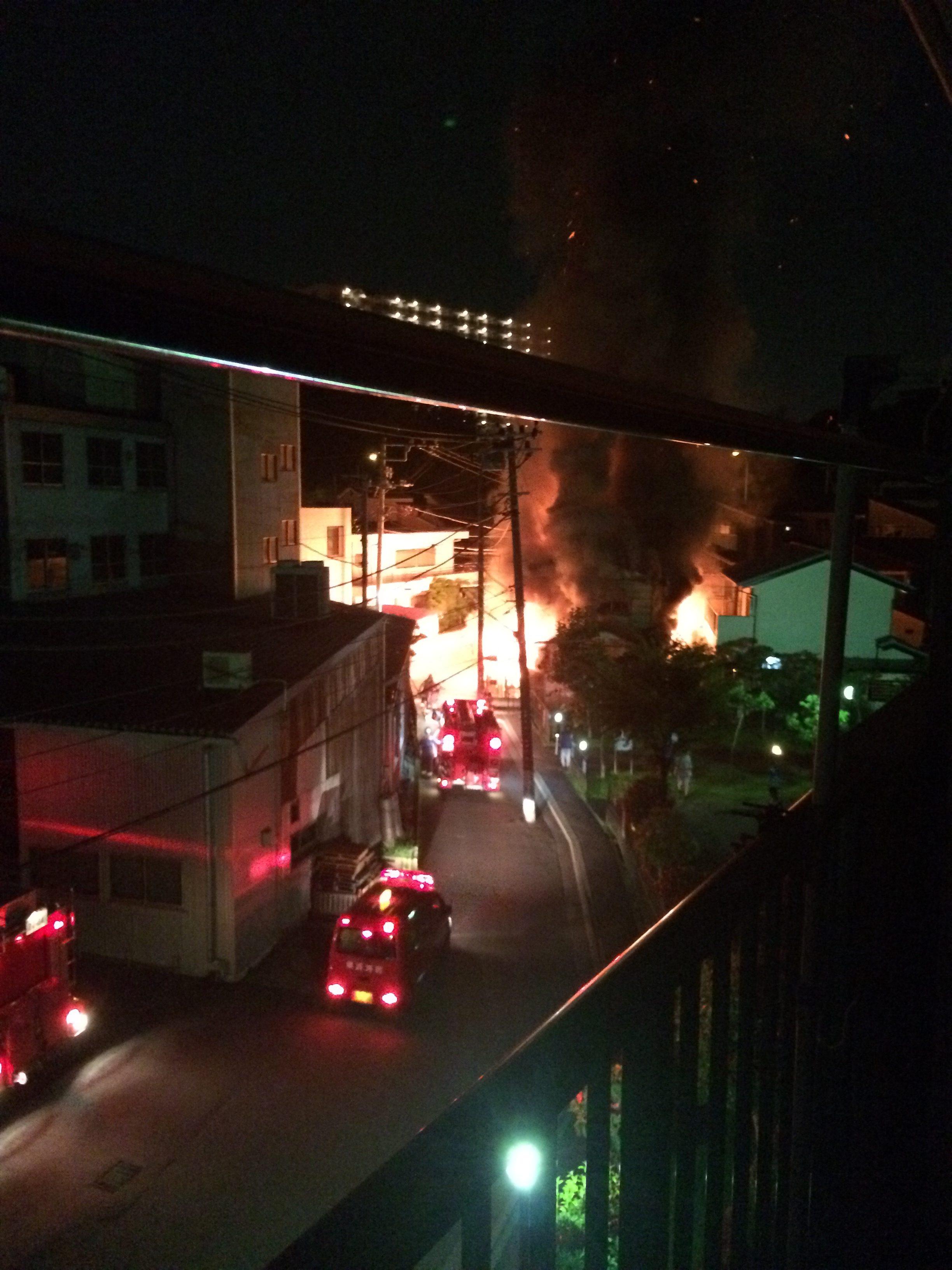 火事 泉 横浜 市 区