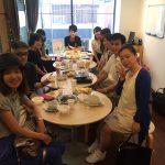 心斎橋のFreespace C-Flatで8/27に「中国語お菓子持ち寄りお茶会」