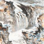 児玉幽苑中国画展第12回目の個展を地元宝塚で開催することになりました。