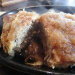 【ステーキやるじゃん】 地元民から愛される肉汁たっぷりハンバーグ @埼玉県川口市
