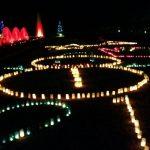 12月17日.18日に須磨離宮公園で クリスマスキャンドルナイトをします!
