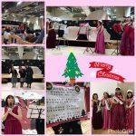 12/23 厚木市子育て支援センタークリスマスイベントにて