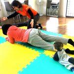 産後2か月以上たったあなたへ体幹トレーニング(コアトレーニング)を活用