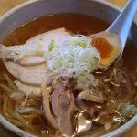 今日は【麺屋はやさか】の、『冷たい肉中華』670円。