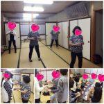 ●米子市の春日公民館の気功教室に通ってます。