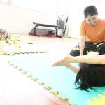 「気持ちいい運動コアトレ―ニング(体幹)で姿勢改善体験会」