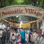 「Acoustic Village」を開催します!