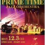 PRIME TIME JAZZ ORCHESTRAWinter Live2017