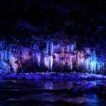 【奥秩父大滝冬物語】三十槌の氷柱・中津川の氷壁を楽しみませんか