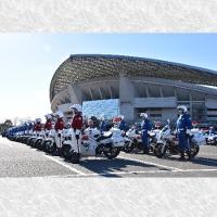 平成30年埼玉県警察年頭視閲式が開催されます!