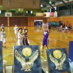 ふじみ野市中学生バスケットボール交歓大会