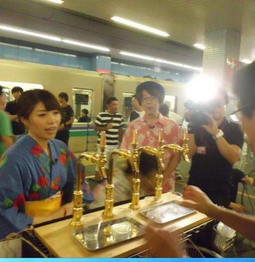 駅祭と(エキサイト)浦和美園を開催