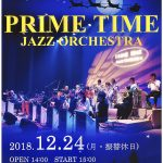 PRIME TIME JAZZ ORCHESTRA
