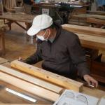 埼玉県農林公園「5月の農林学級」木工自由工作