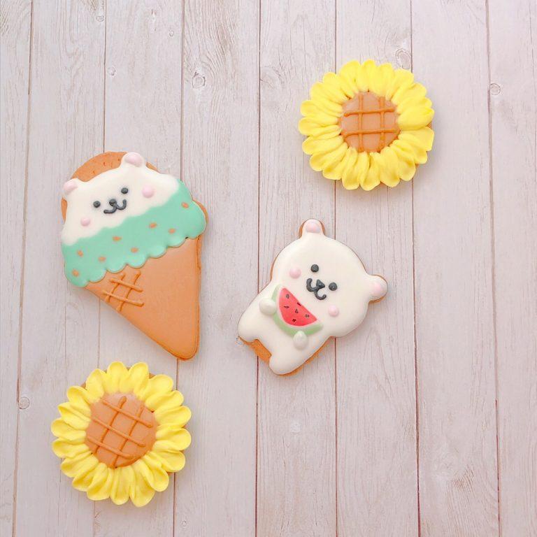 【7/24(浦和)夏休み!!みんなでアイシングクッキー体験教室】