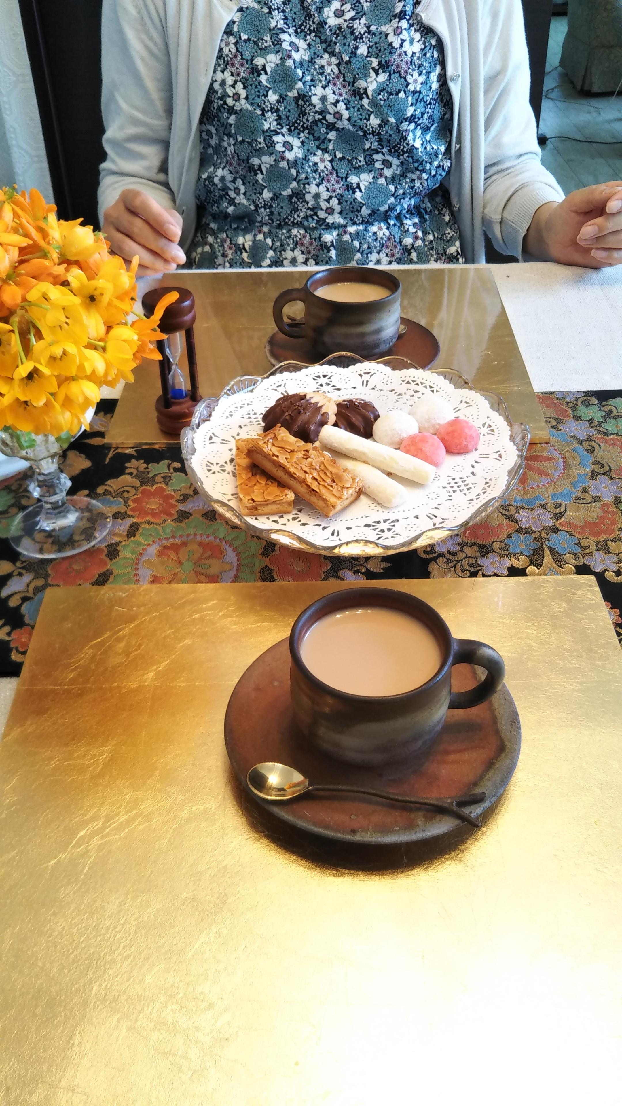 世界のティータイム〜インド3大紅茶を楽しむ