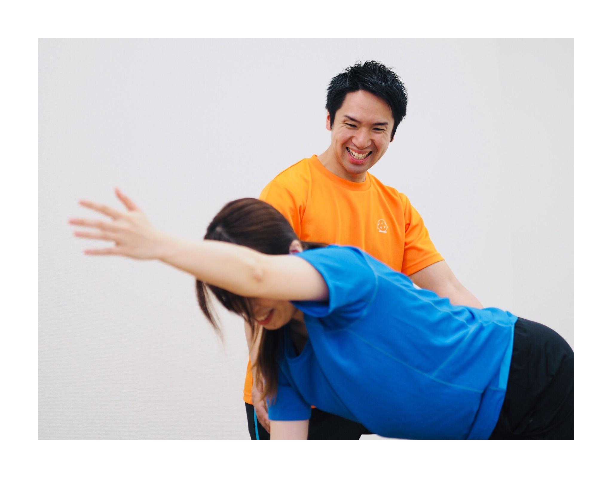 『温めるより効果的!コアトレで冷えからくる肩こり・腰痛・冷え症改善体験会』