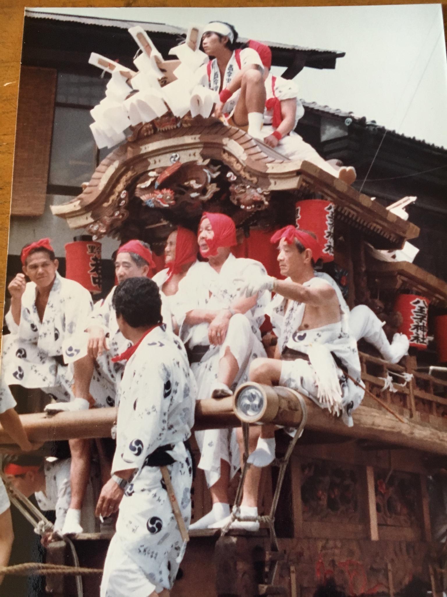 楠神社今昔物語